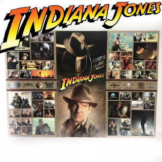 Indiana Jones インディジョーンズ シールコレクション
