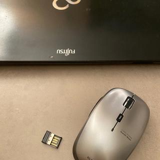 【取引先決定】富士通 LIFEBOOK 無線マウスつけます!ややジャンク - 生活雑貨