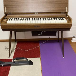 空気で音を出すピアノ