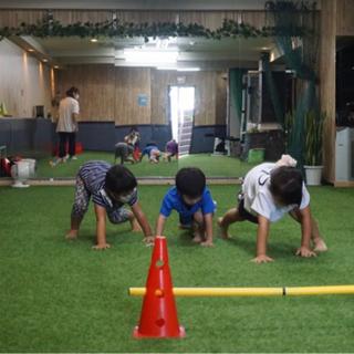 少人数制の足を速くする運動教室