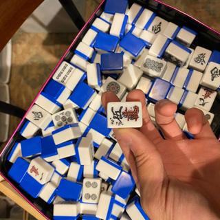 全自動麻雀卓 アモス gabin - 売ります・あげます