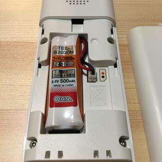 コードレス電話 シャープ JD-3C1CW-W − 愛知県