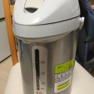 ピーコック  電気保温エアーポット (3.0L)