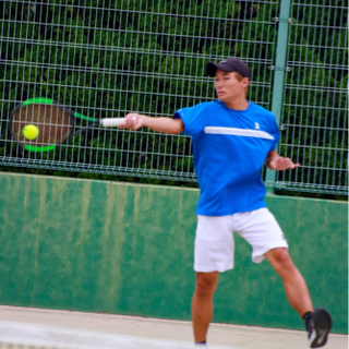 【硬式テニス】プライベートレッスン承ります!