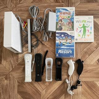 Wii本体・バランスWiiボード