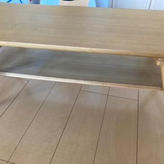 ニトリ センターテーブル 机 110センチ