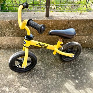 DUCATI ストライダー イエロー キックバイク 車輪なし自転車