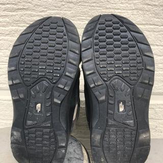 THE NORTH FACE ノースフェイス キッズ ブーツ 20cm 美品 − 北海道
