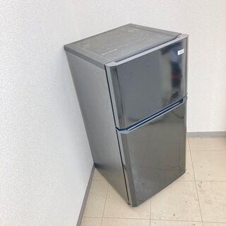 【美品】【地域限定送料無料】冷蔵庫 Haier  106L  2014年製 CRA091904 - 台東区