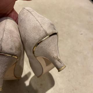 パンプス 23.0  - 靴/バッグ