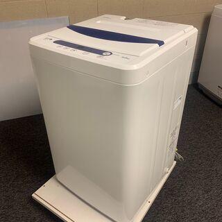 動作良好 2018年 乾燥機能付き 洗濯機 5.0㎏ 清掃済み ...