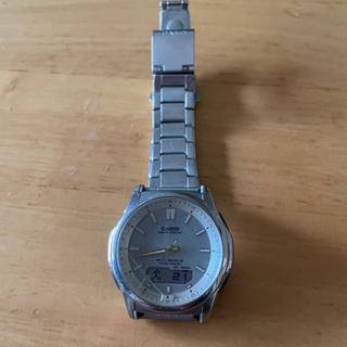 【ネット決済・配送可】中古腕時計 傷アリ 動作OK