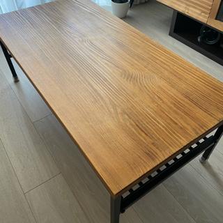 テーブル ローテーブル センターテーブル リビングテーブル カフ...