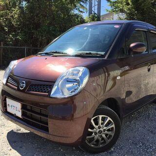 【コミコミ価格】軽自動車 H20年 モコ Eショコラティエ…