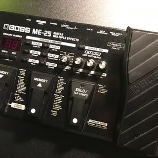 【ネット決済】BOSS ME-25 マルチエフェクター