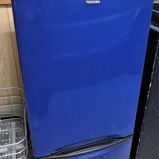 ◇東芝 冷凍冷蔵庫 GR-A15B(L)◇ 145L 2001年...