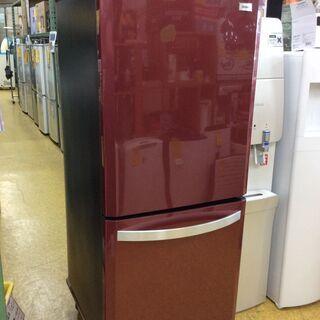 冷蔵庫138L ハイアール :JR-NF140H 2014年製