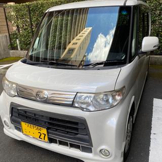 完全コミコミ! ダイハツ タント カスタムX 軽自動車 中古車