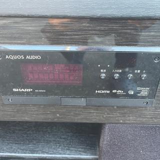 アンプスピーカー付きテレビ台無料 - 大津市