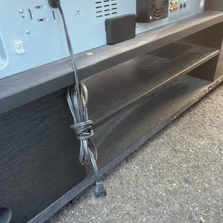 アンプスピーカー付きテレビ台無料 - 家具
