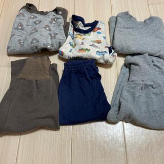 秋冬物キッズ 男の子洋服90〜110cm