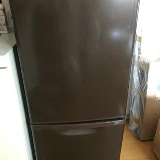【お譲りします】無料 冷蔵庫 Panasonic 一人暮ら…