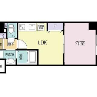 1DK 同棲もOK 弁天町のいいマンション!