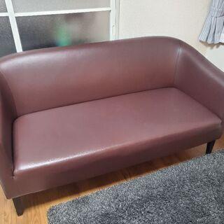 美品ソファー無料にしました。の画像