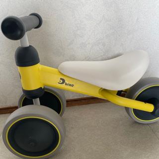 一歳から乗れる三輪車