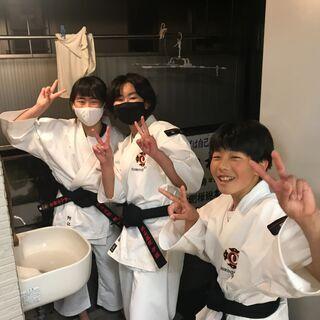 少林寺拳法 練習生(拳士)募集!!