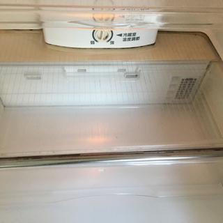 SANYO 冷凍冷蔵庫 SR-261R(S) 2009年製 255L 簡易清掃、動作確認済み  - 朝倉市