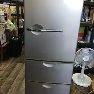 SANYO 冷凍冷蔵庫 SR-261R(S) 2009年製…
