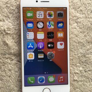 iphone8 64GB  SIMフリー バッテリ85% 美品
