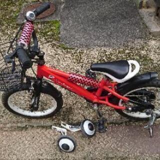 子供用 自転車 ランボルギーニ 16インチ