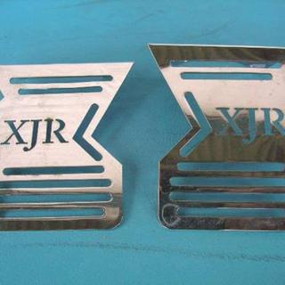 xjr400 のロゴ入りキャブカバーを探しています。