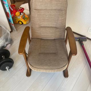 リクライニング 椅子の画像