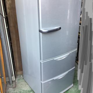 中古 AQUA ノンフロン冷凍冷蔵庫 272L   2015