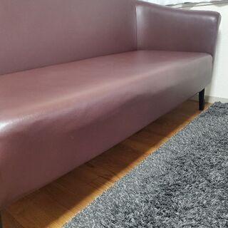 美品ソファー無料にしました。 − 滋賀県