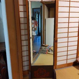 鎌倉彫 鏡