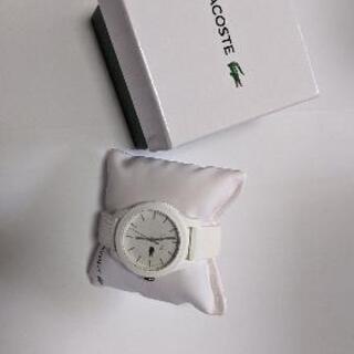 LACOSTEの腕時計