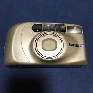 フィルムカメラ KYOCERA Campus70