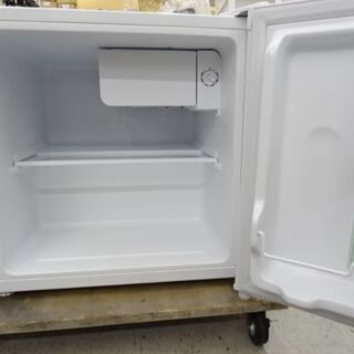 【恵庭】A-stage 1ドア冷蔵庫 46L 2019年製 中古品 PayPay支払いOK! − 北海道
