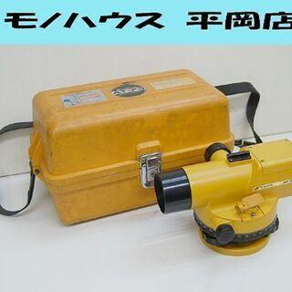 ジャンク トプコン 測量機 AT-F3 ケース付き AUT…