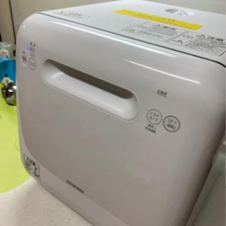 アイリスオーヤマ食器洗いの画像