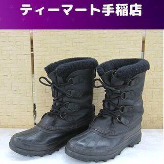 ソレル スノーブーツ ウィンターブーツ 冬靴 ビッグホーン US...