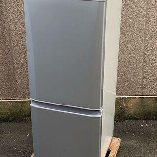 ⑱【6ヶ月保証付・税込み】三菱 146L 2ドア冷蔵庫 M…