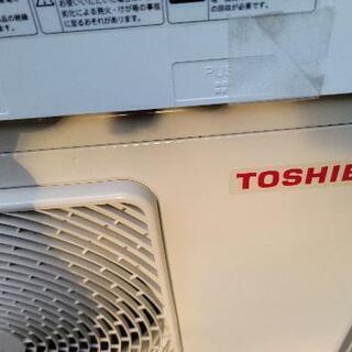 取付工事込み)2020年東芝大清快エアコン、美品 6畳 3か月保証 − 神奈川県