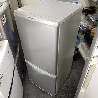 美品! Panasonic 2ドア138リットルサイズ冷蔵…
