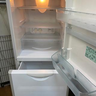 I325 HITACHI 3ドア冷蔵庫 2010年式 265L - 家電