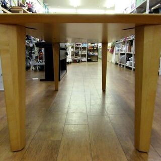 arflex 6人掛け ダイニングテーブル 幅:180cm ナチュラル系 食卓 大型 家具 アルフレックス 札幌市 厚別店  - 札幌市